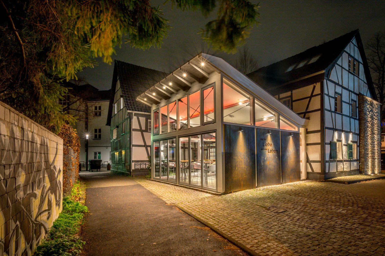 """Anbau """"Küchengarten"""" im Café & Bar """"Buchmühle"""""""