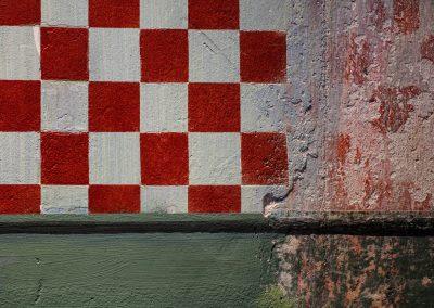 Aufarbeitung alter Wandmalerei durch Malermeister Thomas Kaufmann