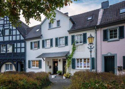 Wohntraum in historischer Gartensiedlung