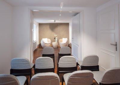 Kleiner Salon als Trauzimmer